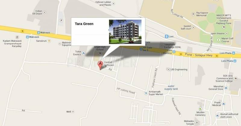 Images for Location Plan of Shivtara Properties Pvt Ltd Tara Green