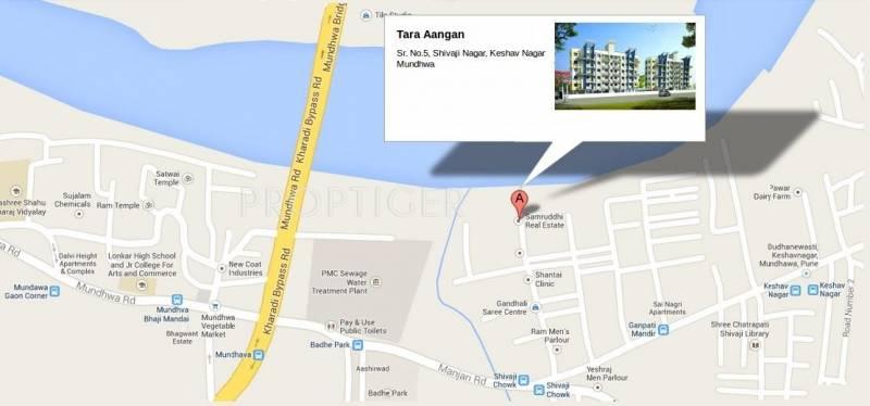 Images for Location Plan of Shivtara Properties Pvt Ltd Tara Aangan
