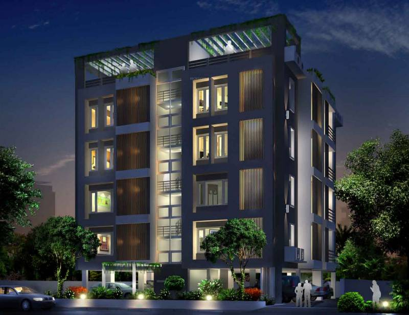 Images for Elevation of Premium Sankara