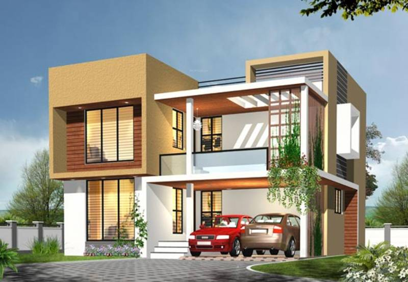 Images for Elevation of Anvita Independent Villas
