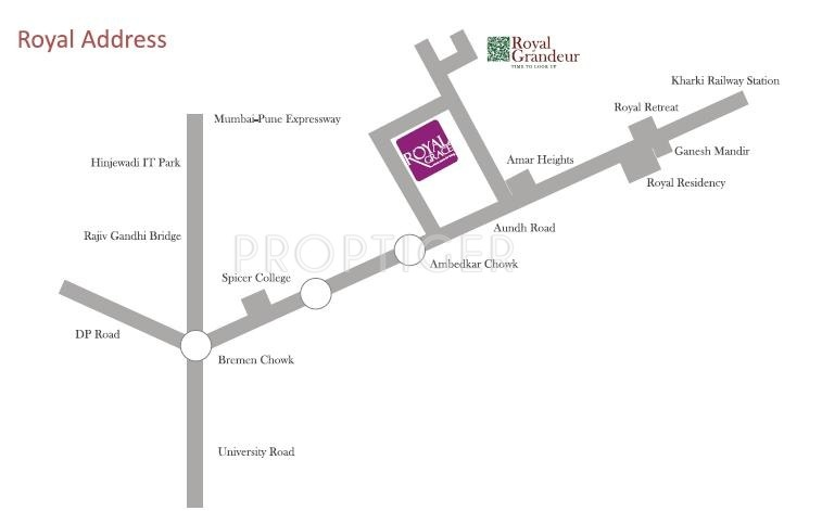 Images for Location Plan of 5 Star Construction Royal Grace