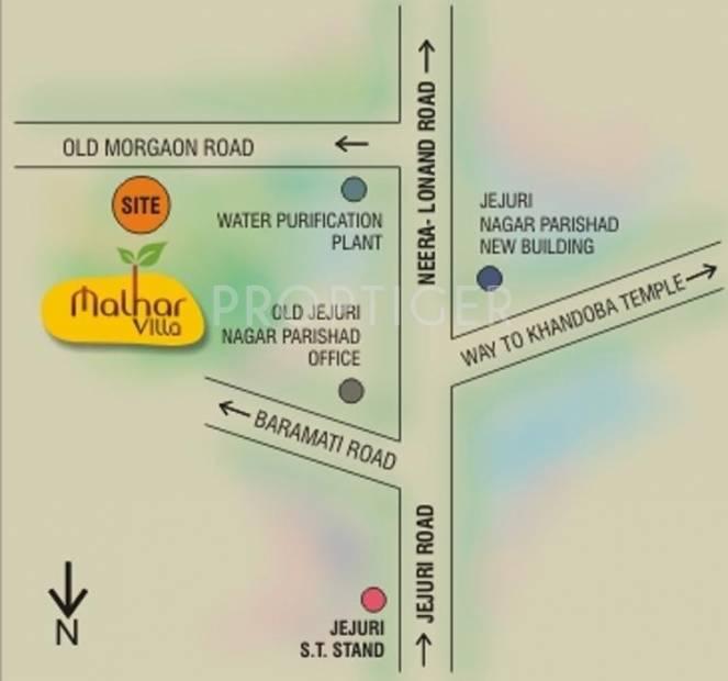 Images for Location Plan of Kadu Malhar Villa