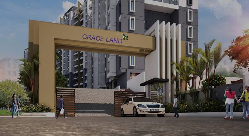 Images for Elevation of Mohol Grace Land