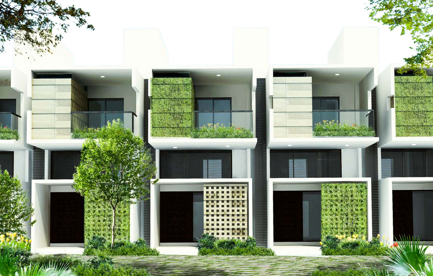 Citrus zen garden in jakkur bangalore price location for Zen garden designs plan