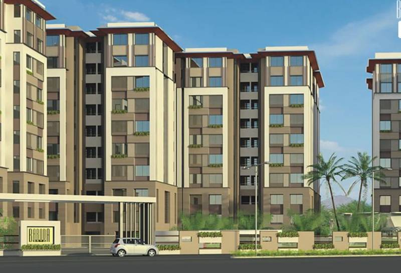 Images for Elevation of RED Baroda Skyz