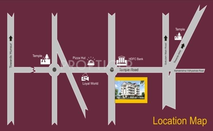 Images for Location Plan of Shanders Villa Grande