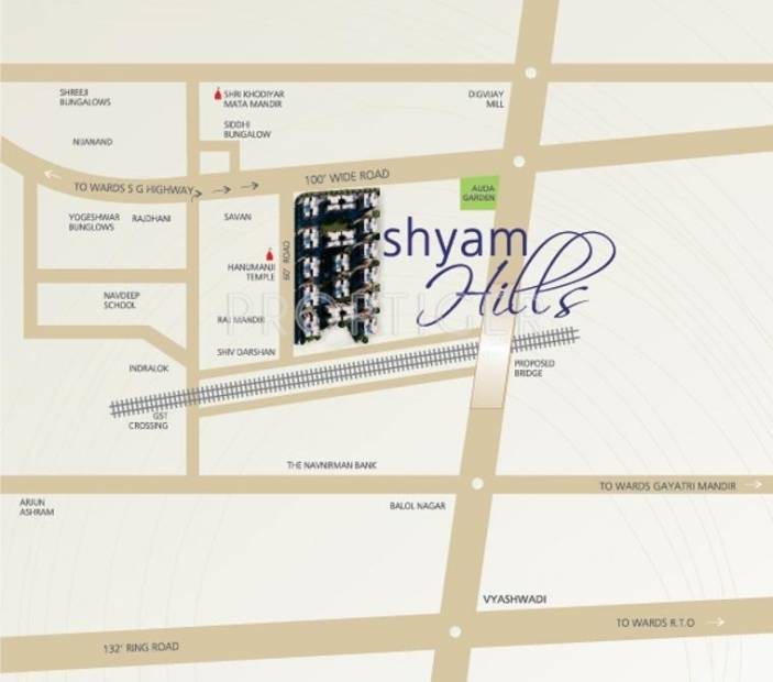Images for Location Plan of Shri Shyam Hills