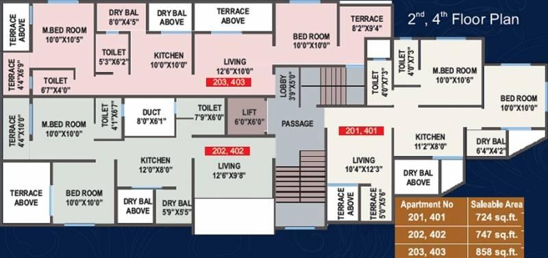Images for Cluster Plan of ABC Divya Nakshatra