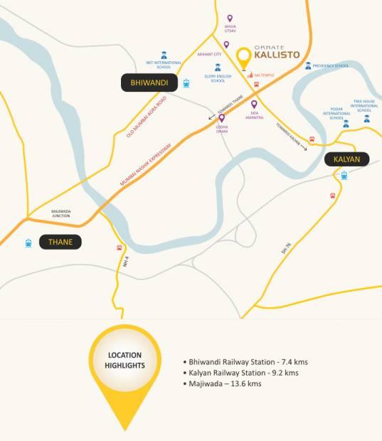 kallisto-phase-i Images for Location Plan of Ornate Kallisto Phase I