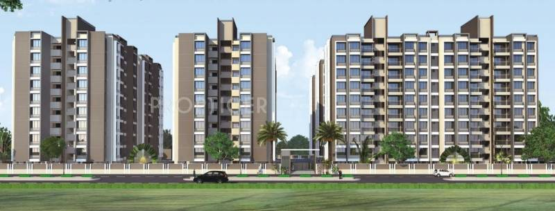 Images for Elevation of Navkar Kalasagar Heights