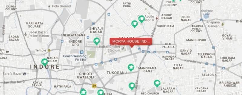 Images for Location Plan of Morya Morya House