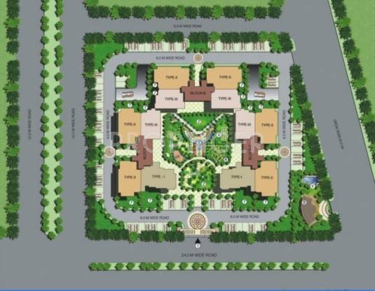 Images for Layout Plan of Eldeco City Breeze