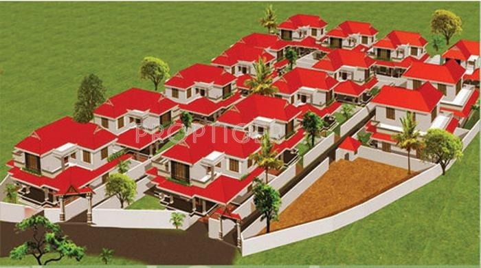 Smart Homes Floral Gardens Layout Plan