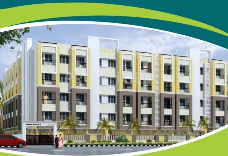Images for Elevation of Sumathi Elegance