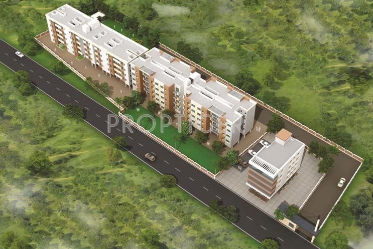 Images for Layout Plan of Maple Aapla Ghar Shikrapur