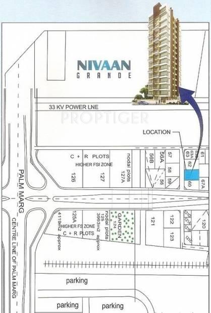 Indu Nivaan Developers Grande Location Plan