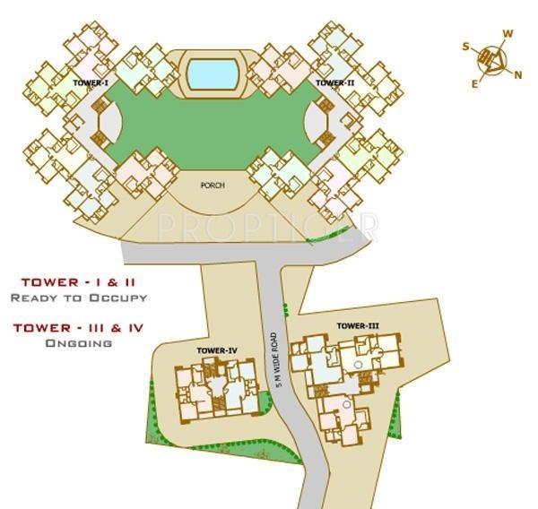 Images for Site Plan of National Empress Garden
