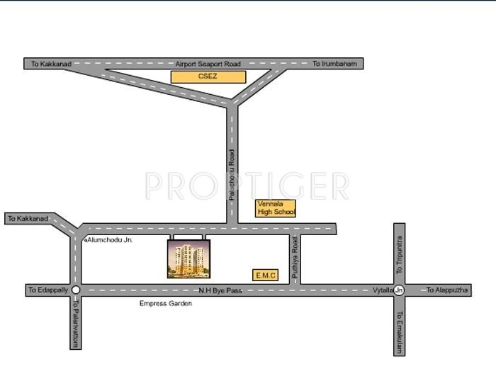 Images for Location Plan of National Empress Garden