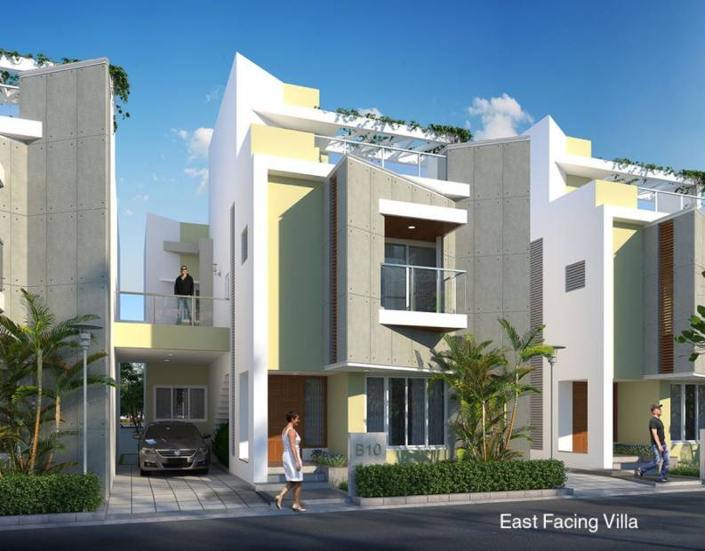Images for Elevation of Casagrand Esmeralda
