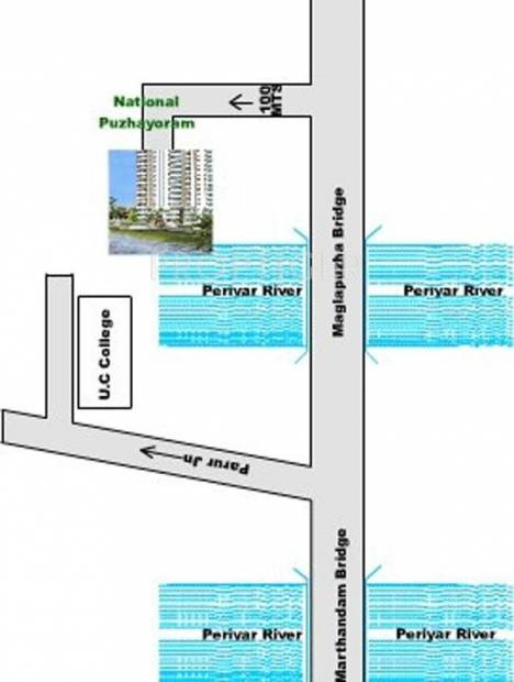 Images for Location Plan of National Puzhayoram