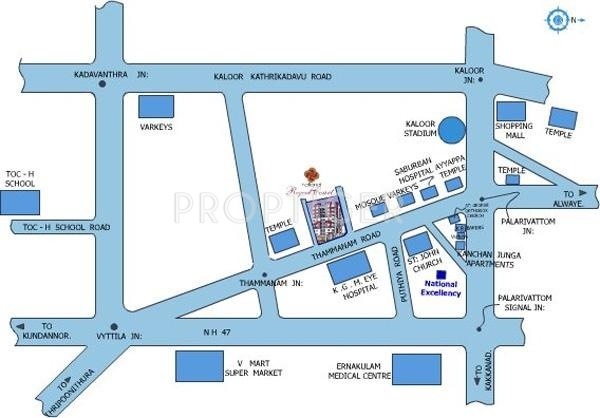 Images for Location Plan of National Regent Court