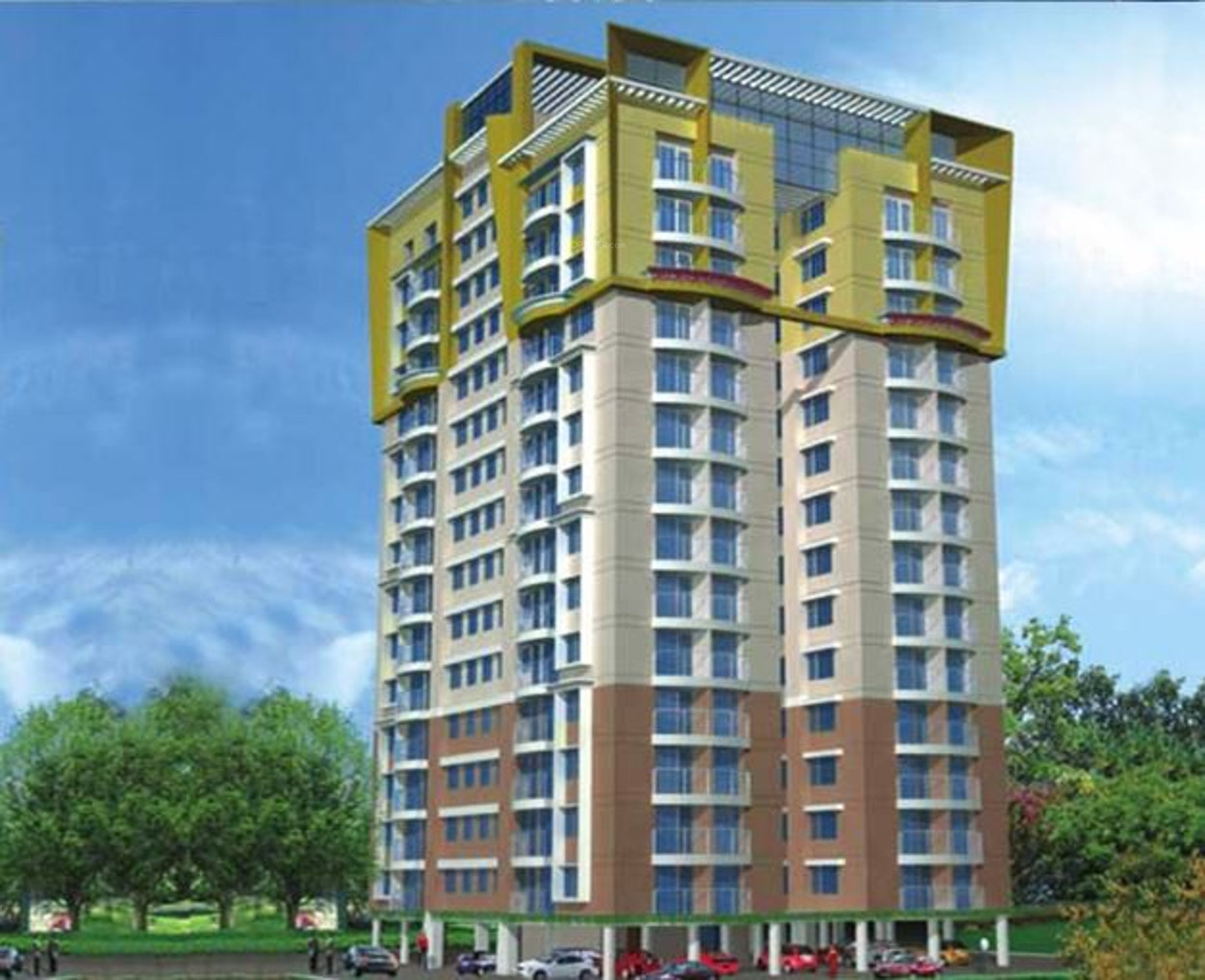 450 Sq Ft 1 Bhk 1t Apartment For Sale In Relcon Properties Travancore Heights Perumthuruthy