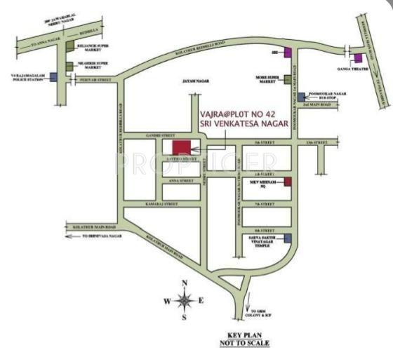 Images for Location Plan of MKV Group Vajra