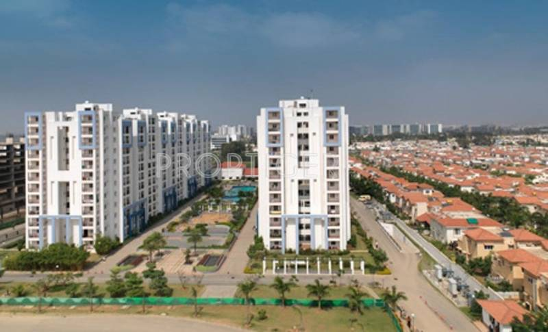 Images for Elevation of Adarsh Developers Palm Retreat Tower 1