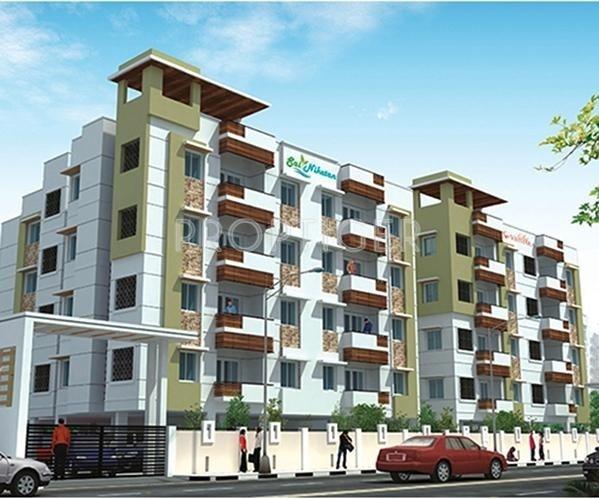 Images for Elevation of Visthara Sai Niketan