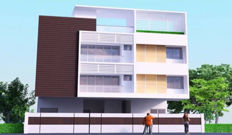 Images for Elevation of SSB Sai Ram