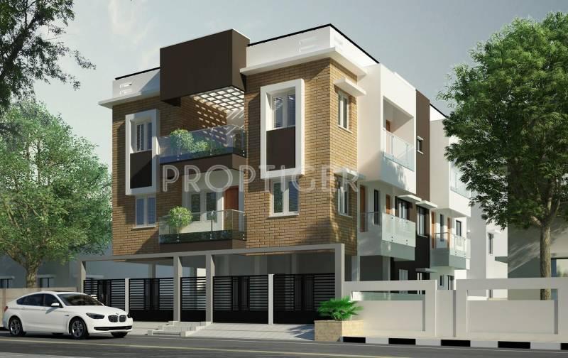 Images for Elevation of Propshell Aashinya