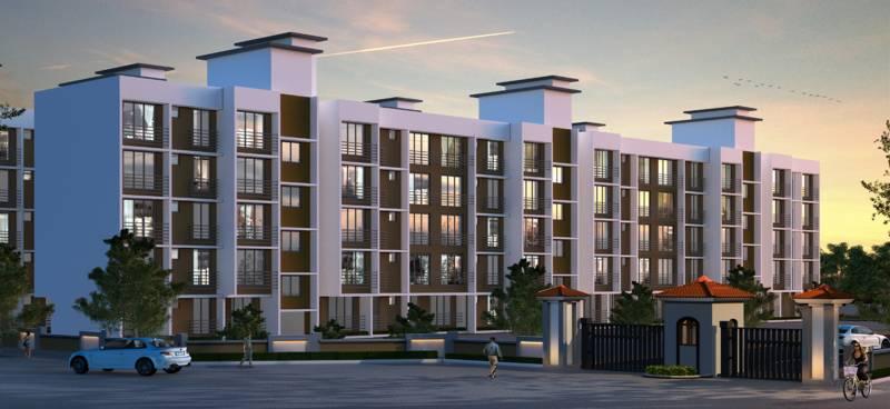 Images for Elevation of Shree Mahalaxmi RAH Homes