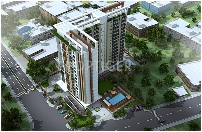 Images for Elevation of GHP Residency Royal
