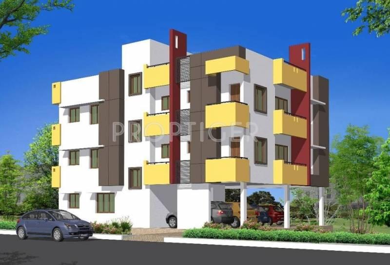 Jasmine Foundation Hariharan Flats