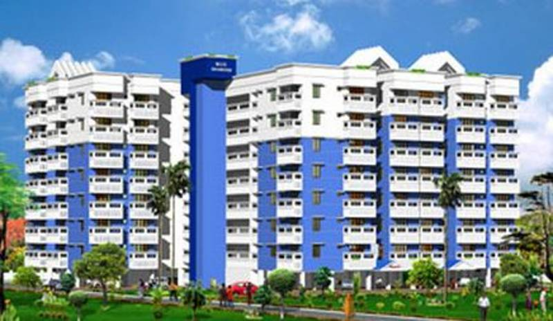 Images for Elevation of Kalpaka Builders Blue Diamond