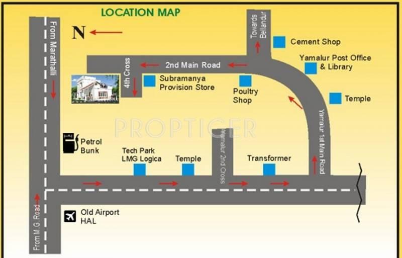 sunshine-b Location Plan