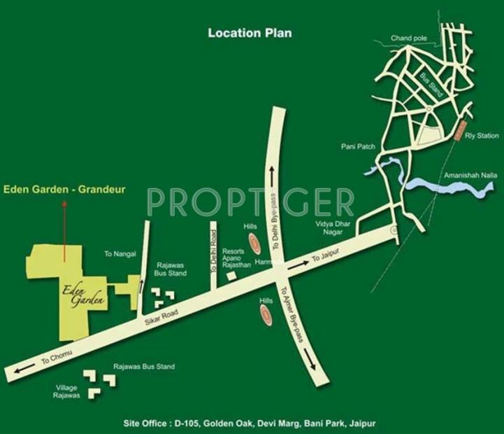 Images for Location Plan of GHP Grandeur