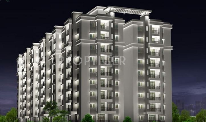 Images for Elevation of Aparna Constructions Hights II