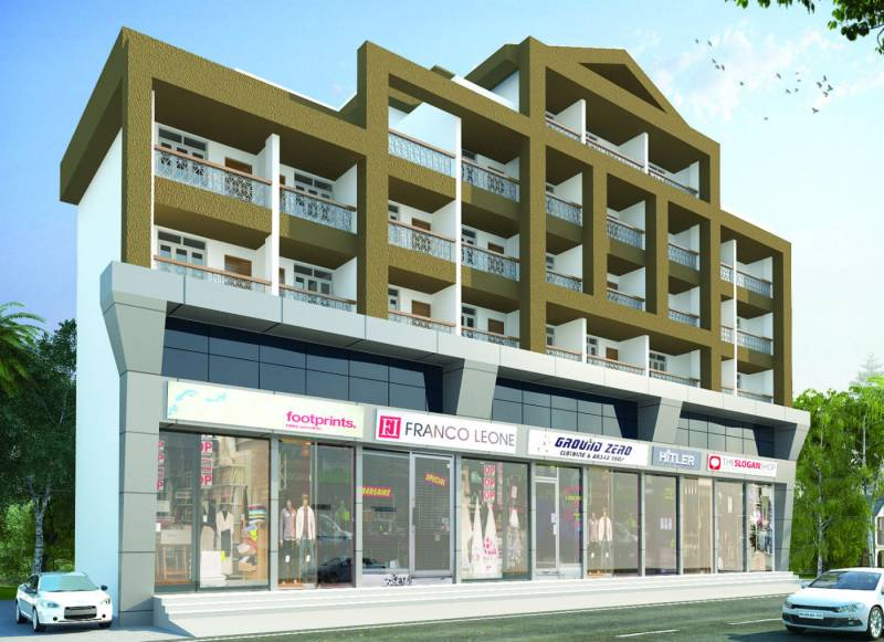 Images for Elevation of Raj Ganaraj Arcade