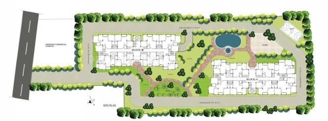 elegance Images for Site Plan of Manar Elegance