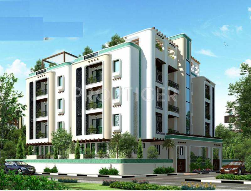 Images for Elevation of Bharat Creative North Nest
