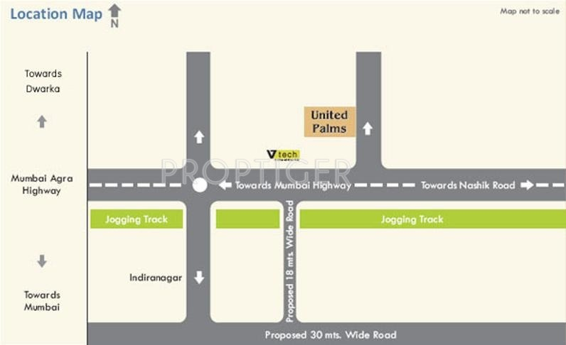 Images for Location Plan of United United Palms