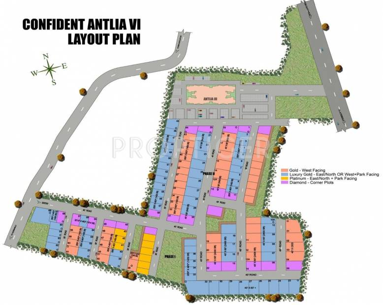 Images for Layout Plan of Confident Antlia 6