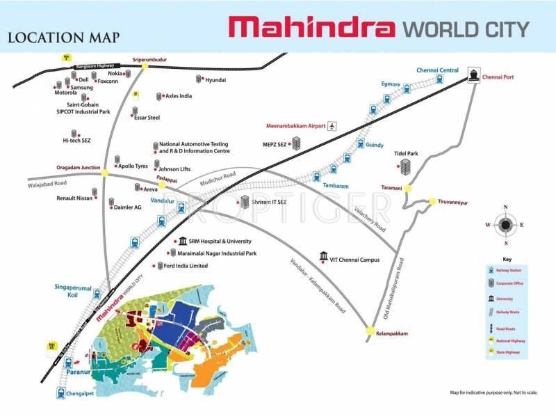 Images for Location Plan of Mahindra Nova