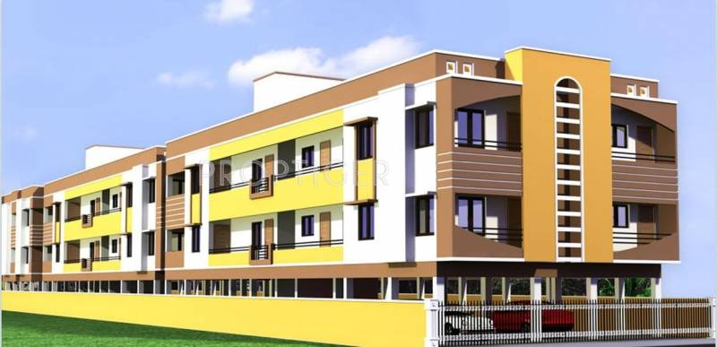Images for Elevation of RKN Seeralam Flats