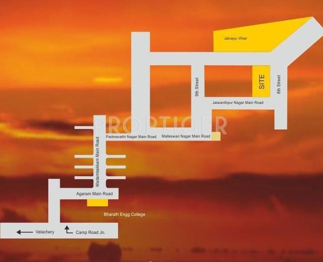 Images for Location Plan of JBM Twilight