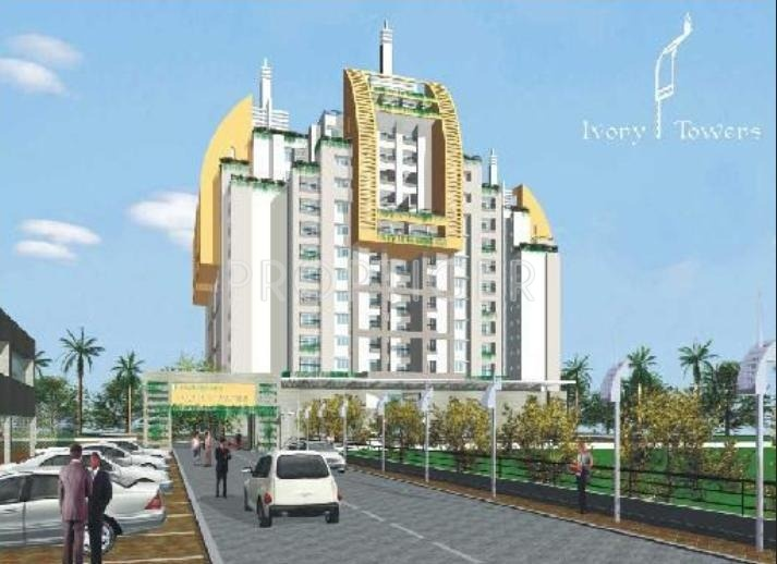 Images for Elevation of Mohtisham Ivory Towers