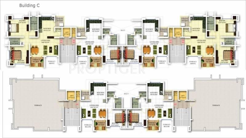 Images for Cluster Plan of Paranjape Lake Vista Phase II