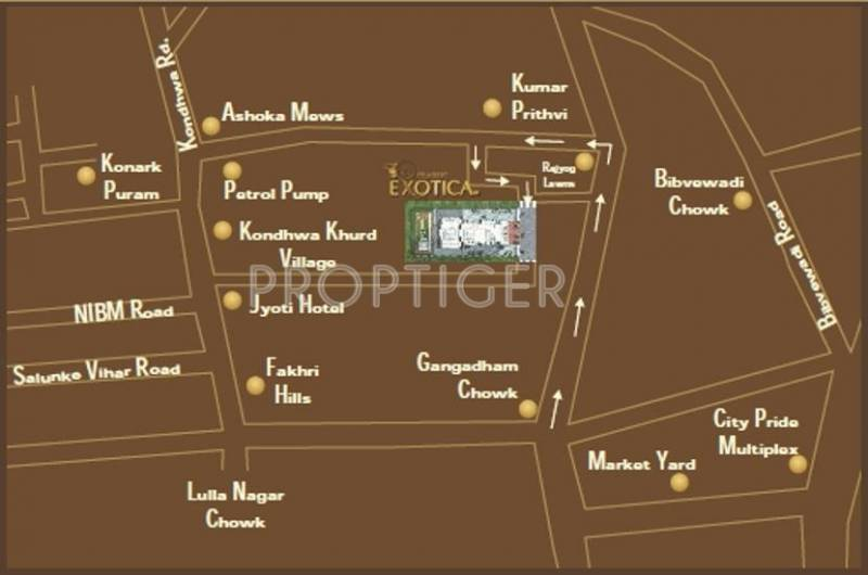 Images for Location Plan of Classic Exotica