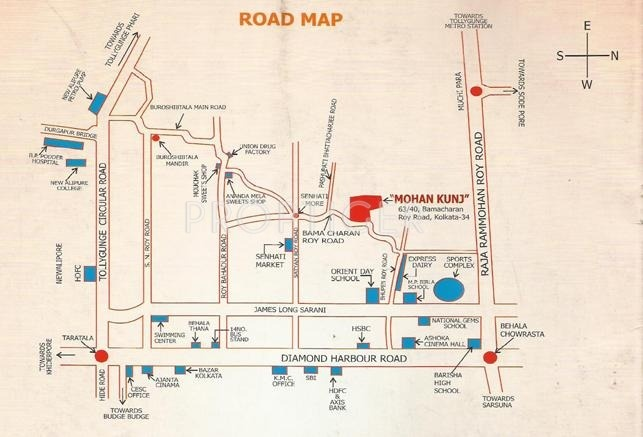 Images for Location Plan of MJ Mohan Kunj